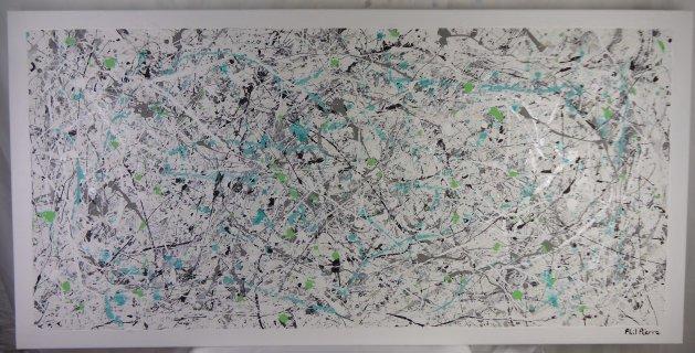 Bubble Gum 418. Original art by Phil Pierre