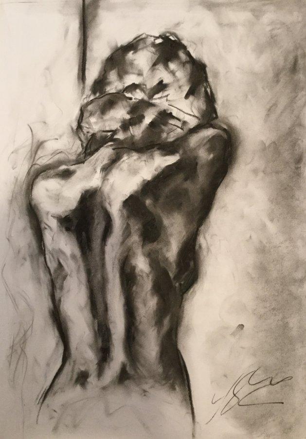 Given. Original art by James Shipton