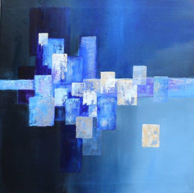 Dimensions. Original art by Christine Derrick
