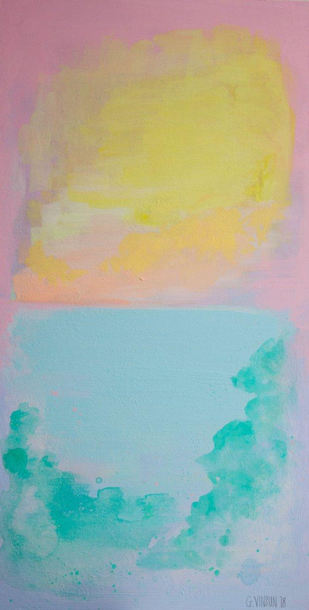 Beck. Original art by Georgina Vinsun