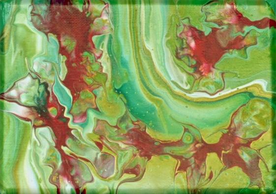 Oneness, Pistis sophia. Original art by Amanda Roussos