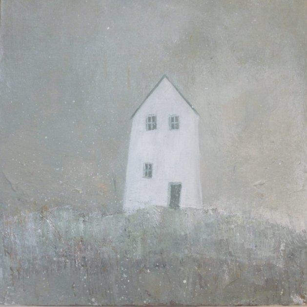 Icy Windows. Original art by Fiona Philipps