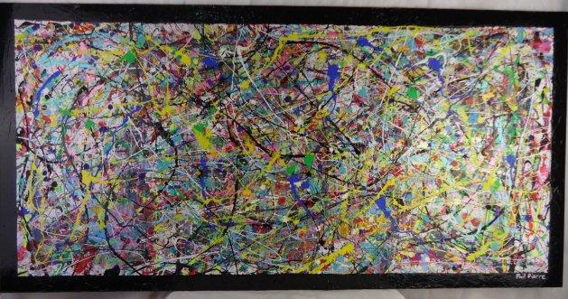 Bubble Gum 428. Original art by Phil Pierre