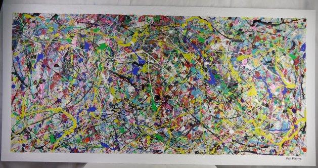 Bubble Gum 429. Original art by Phil Pierre