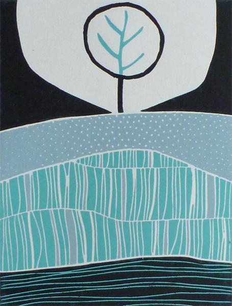 Minty Twylyte. Original art by Julian Davies