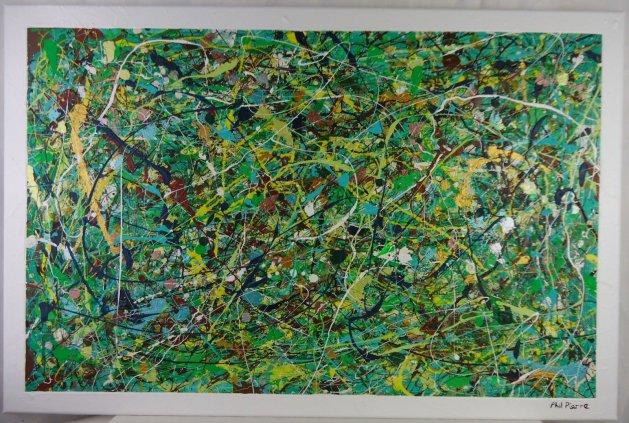 Bubble Gum 430. Original art by Phil Pierre