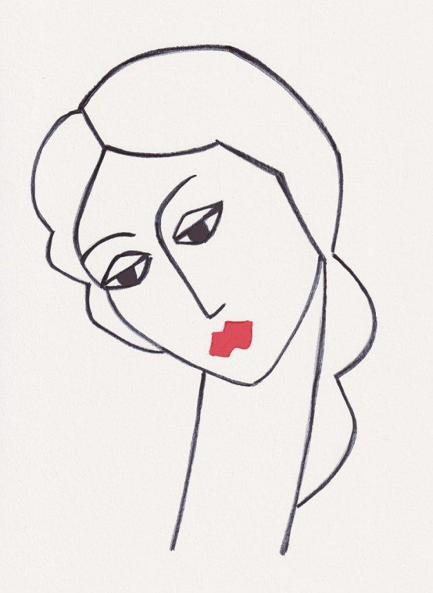 Jazz Age. Original art by Debby Haime