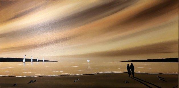 Moments Of Eternity 2. Original art by Aisha Haider