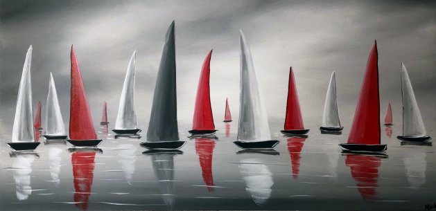 Stormy Sails 4. Original art by Aisha Haider