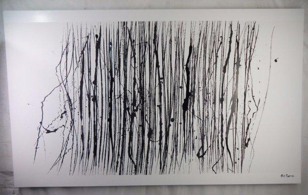 String 113. Original art by Phil Pierre