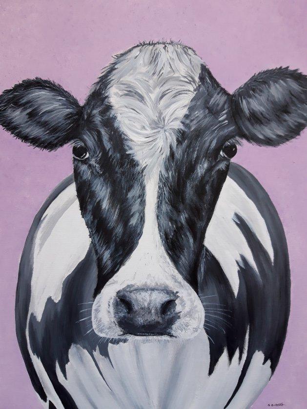 Daisy. Original art by Sarah Dodd