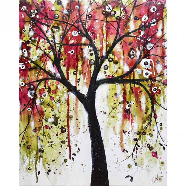Hope Tree. Original art by C.A. Wood