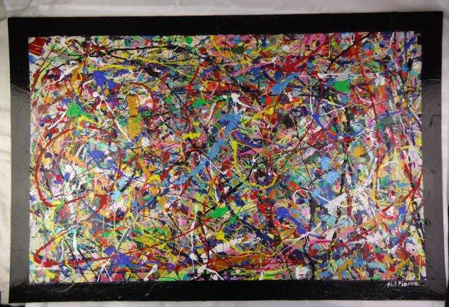BUBBLE GUM 441. Original art by Phil Pierre