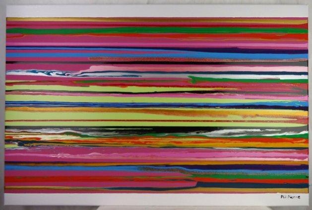 Stripes 117. Original art by Phil Pierre