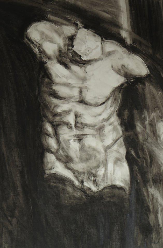 Sculpture.Series no.4. Original art by Jacqueline Westland