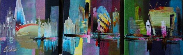 City of London 0225. Original art by Eraclis Aristidou