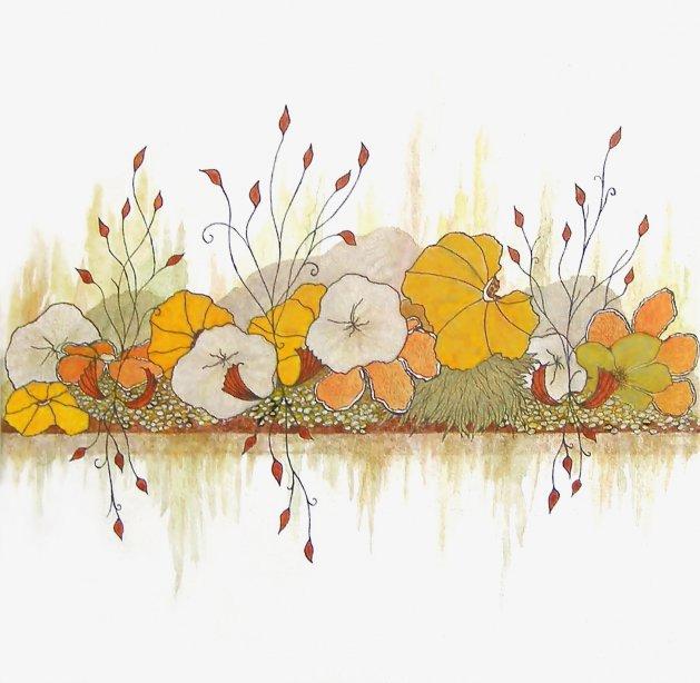 Wayside. Original art by Tricia Cole