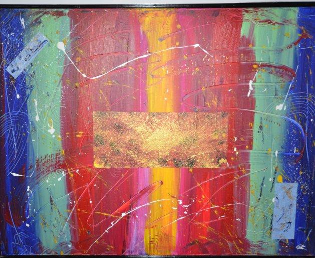 Jilted Rainbow. Original art by Gary Limehouse