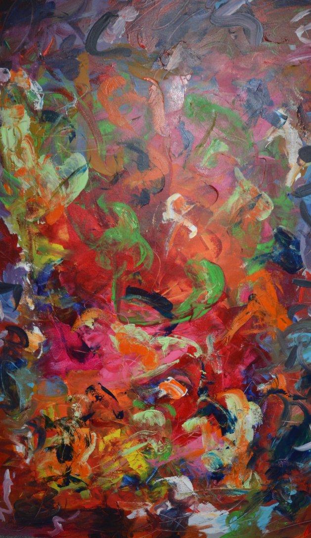 Painters Palette. Original art by Gary Limehouse