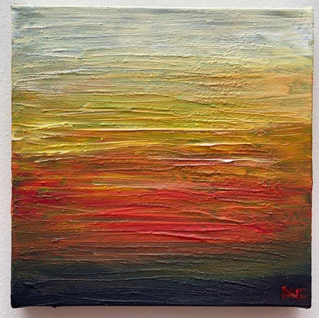 Dawn. Original art by Michelle Fernandes