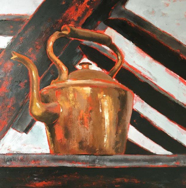 Days Of Yore.. Original art by Alena Rumak