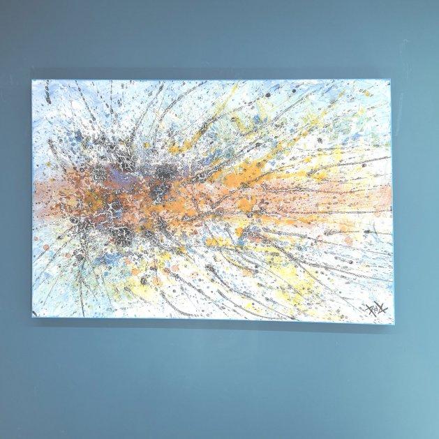 Artwork 2064. Original art by Paul Chambers