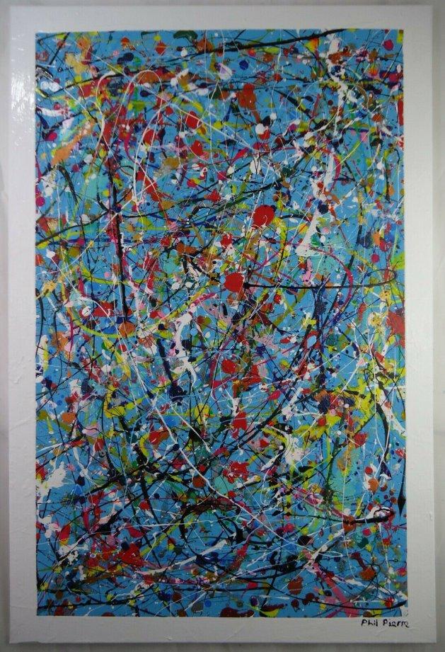 BUBBLE GUM 459. Original art by Phil Pierre