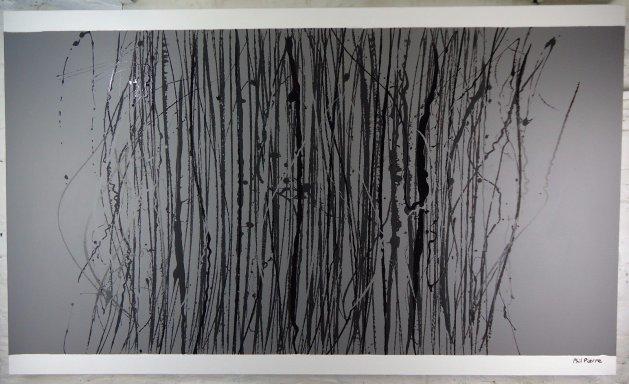 String 098. Original art by Phil Pierre