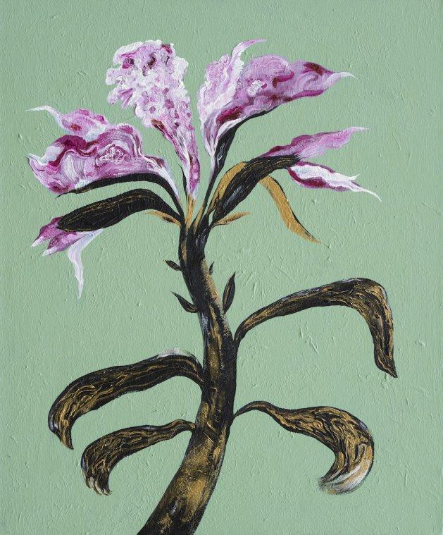 Ulanni. Original art by Sue Wright