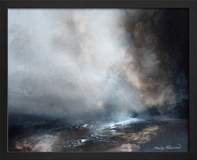 The Edge of Chaos. Original art by Verity Westwood