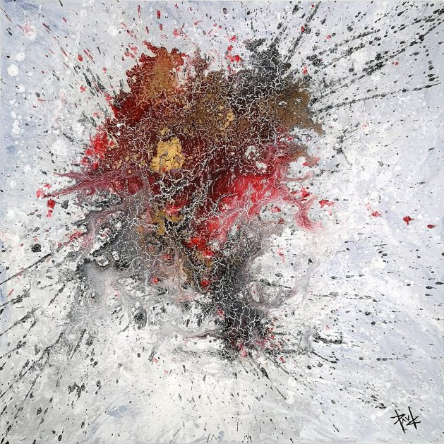 2085 Iocaste. Original art by Paul Chambers