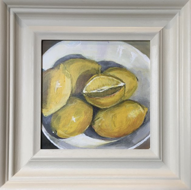 Lemons in the PR bowl. Original art by Sarah Nesbitt