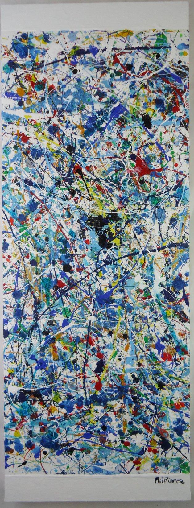 BUBBLE GUM 461. Original art by Phil Pierre