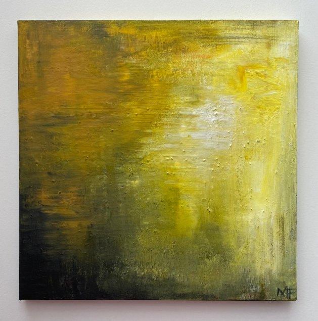 Emerging Sunlight. Original art by Michelle Fernandes