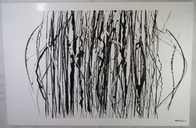 String 121. Original art by Phil Pierre