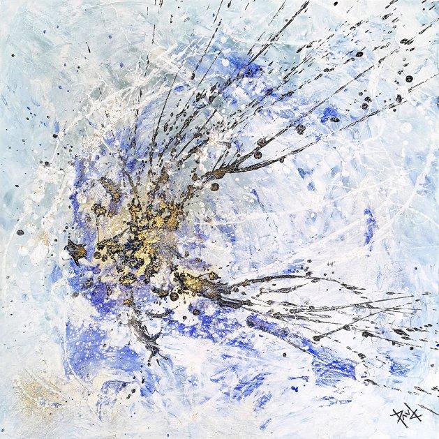 1030 Rhea 24x24ins. Original art by Paul Chambers