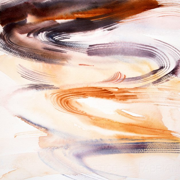 Ripples. Original art by Adrian Homersham