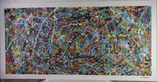BUBBLE GUM 464. Original art by Phil Pierre
