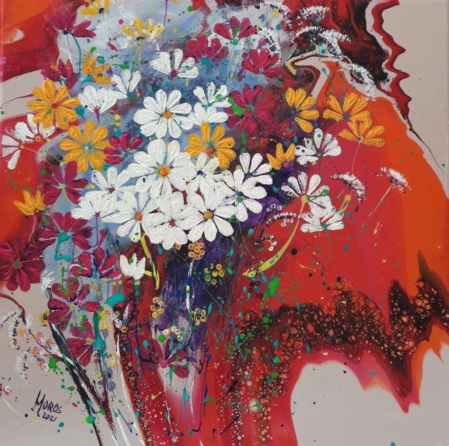 Daisy. Original art by Mariana Oros