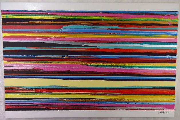 Stripes 131. Original art by Phil Pierre
