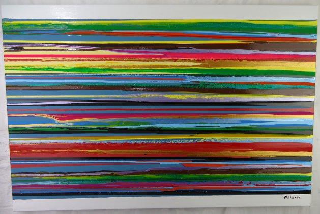 Stripes 132. Original art by Phil Pierre