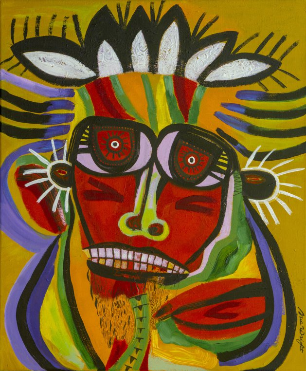 Fraser. Original art by Sue Wright