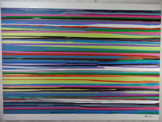 Stripes 134. Original art by Phil Pierre